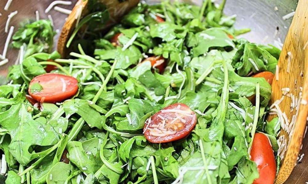 Quick Arugula Salad