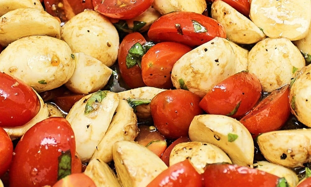 Quick & Easy Caprese Salad Recipe