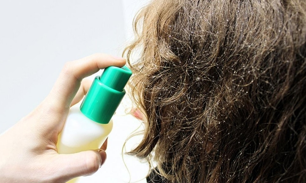 DIY Tear-Free Detangling Spray and Tangled Hair Tips