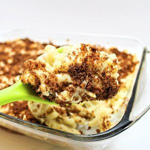 Baked Lactose-Free Macaroni and Cheese Recipe