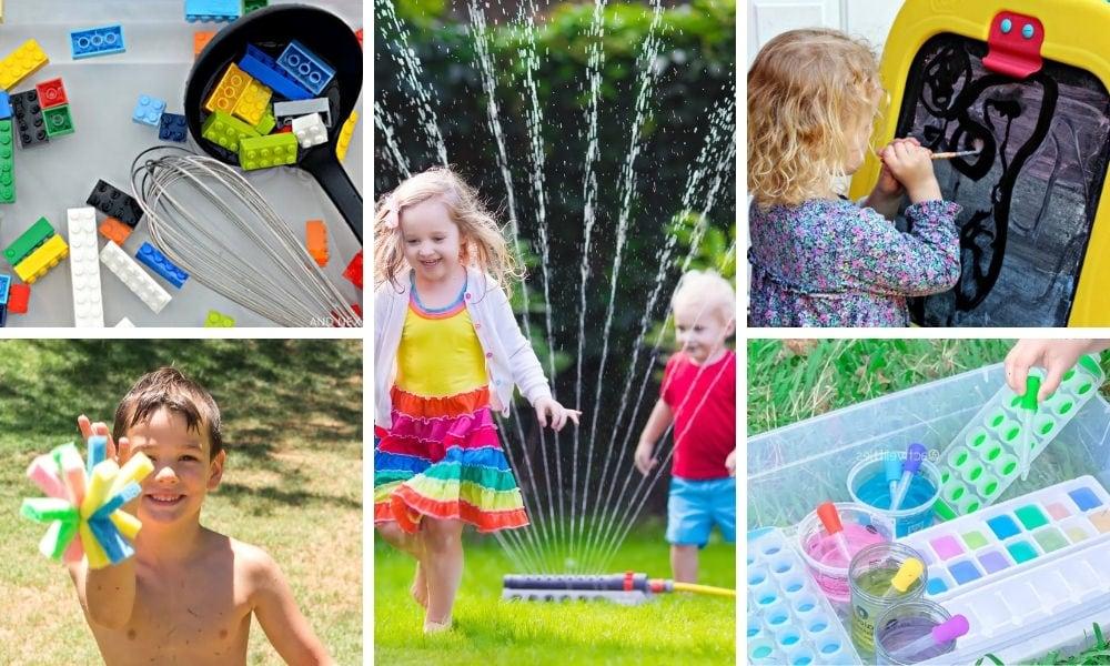 Refreshing Summer Water Activities for Kids